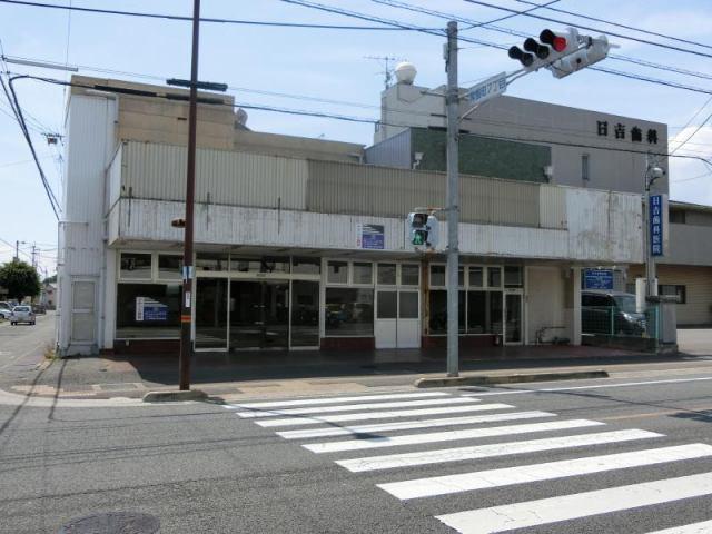 常盤町7丁目テナント(右)の外観写真