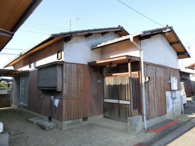 八町東秦借家の外観写真