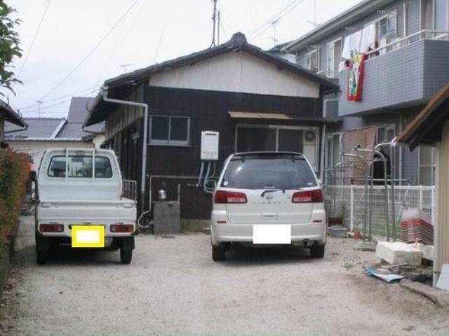 東門町山崎借家の外観写真