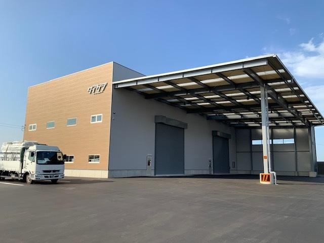 天保山ダイケン倉庫の外観写真
