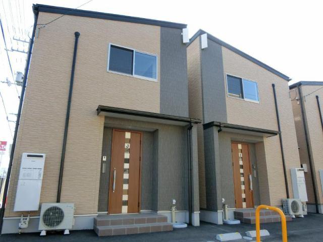 郷本町大川借家の外観写真