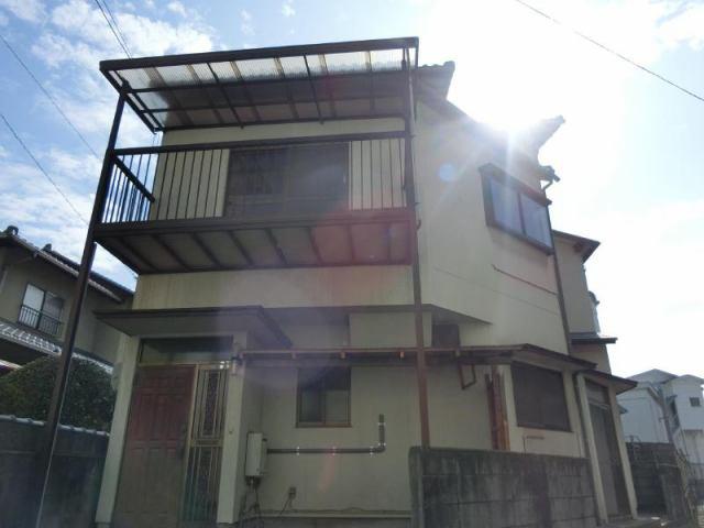 波方村上借家の外観写真