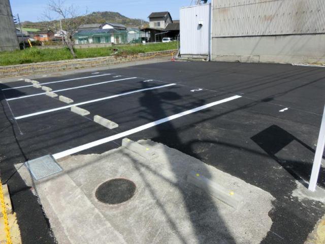 別宮町7丁目月極駐車場の外観写真