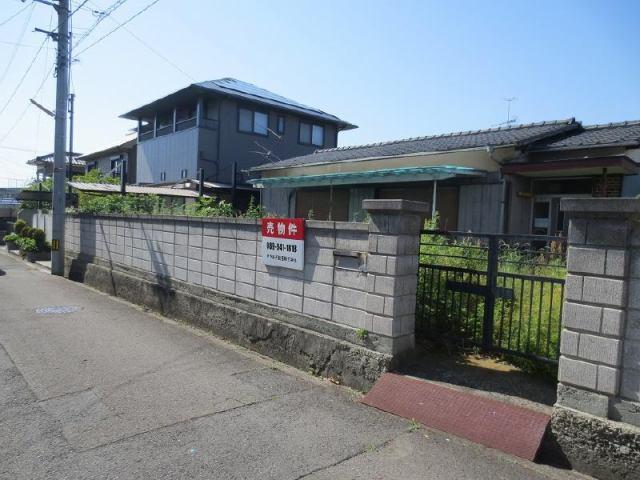 松山市南梅本町の外観写真