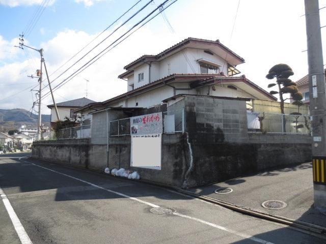 松山市東野四丁目の外観写真