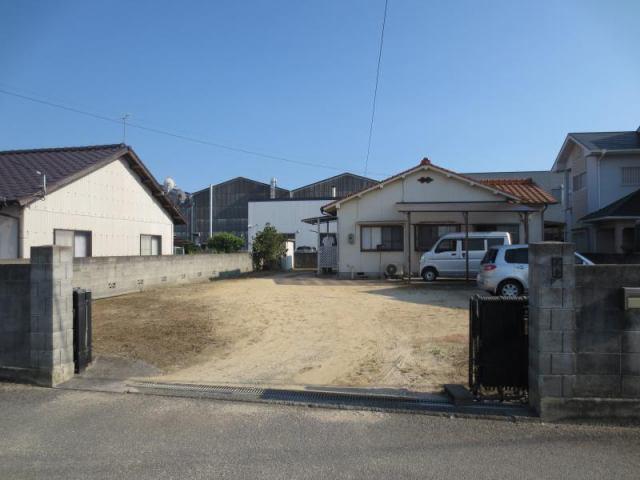 伊予市下吾川の外観写真