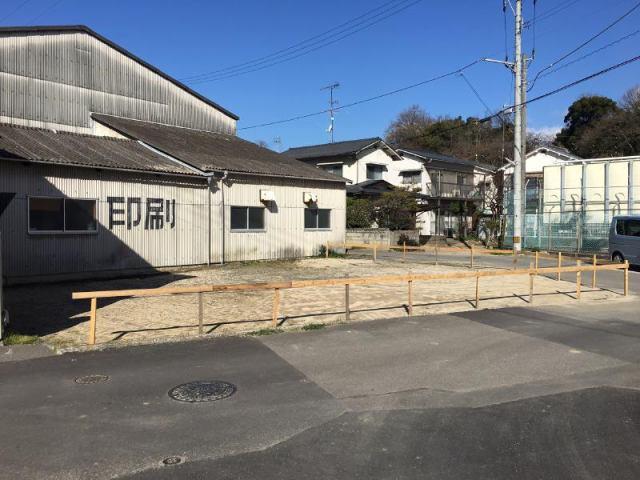 松山市東石井一丁目の外観写真