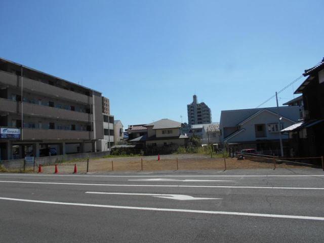 鷹子町貸土地の外観写真