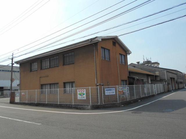 三津2丁目倉庫の外観写真