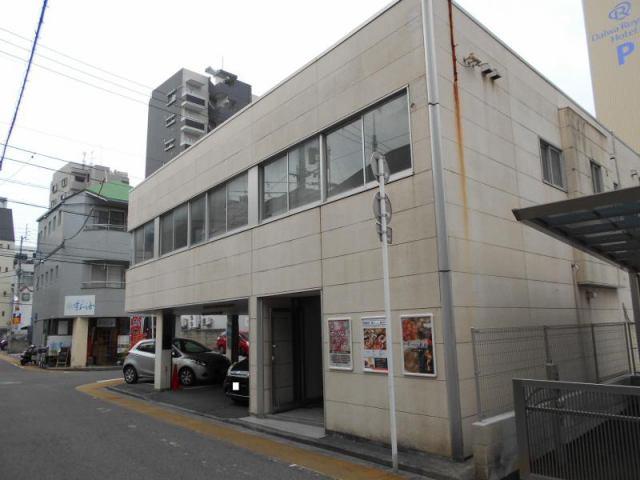 伊予鉄会館 別館ビルの外観写真