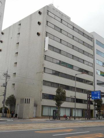 松山一番町ビルの外観写真