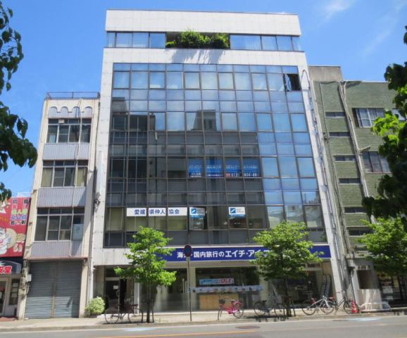 安井ビルの外観写真
