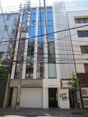 MUKAI BLDG 6の外観写真