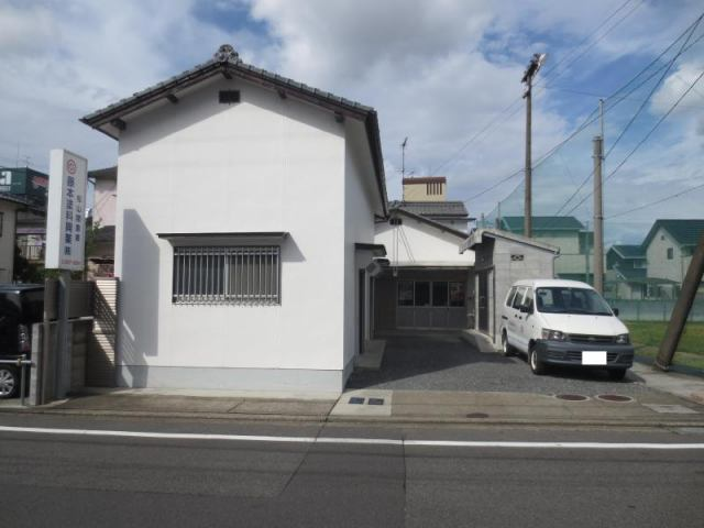 朝生田町六丁目 一戸建 1階の外観写真