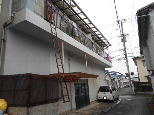 坂本アパートの外観写真