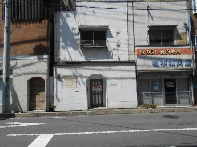 平和通1丁目安野店舗の外観写真