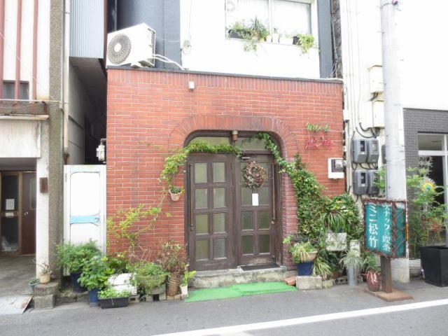 湊町ミニ松竹テナントの外観写真