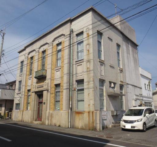 石崎汽船・旧本社ビルの外観写真