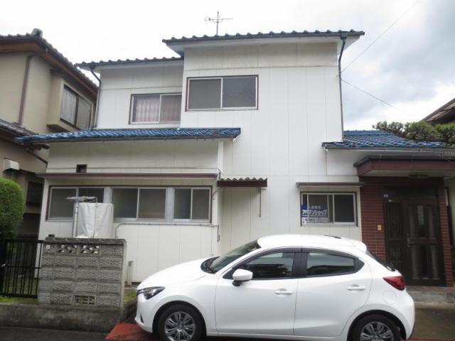 田窪借家の外観写真