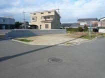 松山市粟井河原 N号地の外観写真