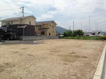 松山市粟井河原 2号地の外観写真