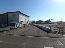 松山市南吉田町の外観写真