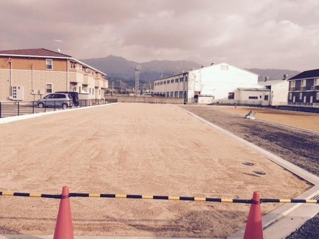 松山市府中 3号地の外観写真