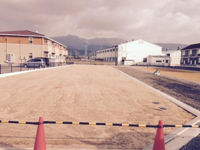 松山市府中 4号地の外観写真