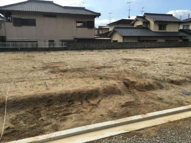 松山市和泉南1丁目 12号地の外観写真