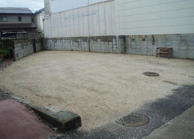 松山市日の出町の外観写真