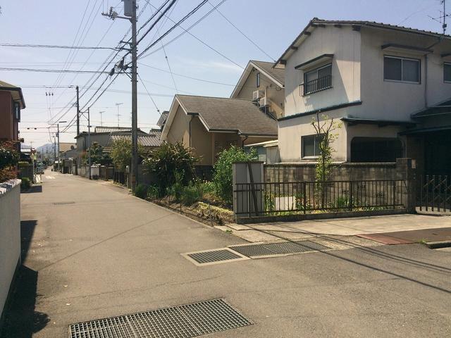 松山市森松町の外観写真