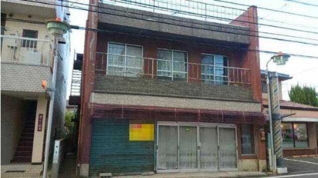 松山市小坂3丁目の外観写真
