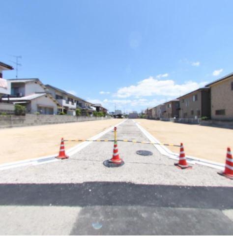 松山市富久町 11号地の外観写真
