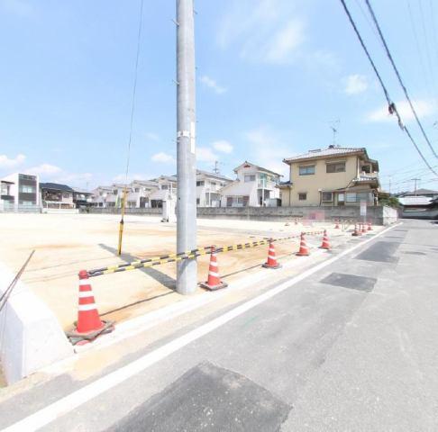 松山市福音寺町 5号地の外観写真