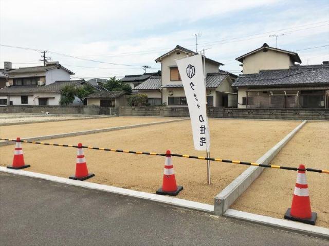 松山市生石町 2号地の外観写真