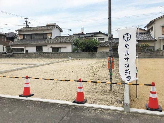 松山市生石町 4号地の外観写真