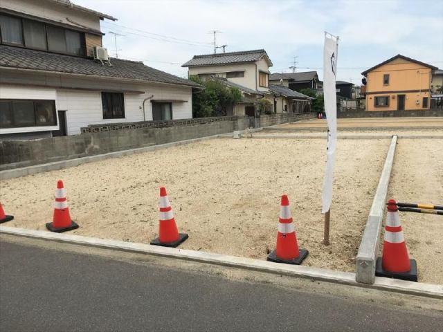 松山市生石町 6号地の外観写真