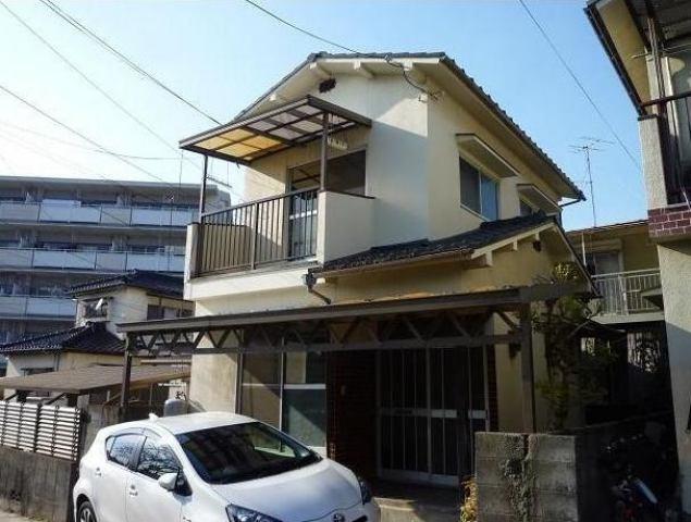 松山市平井町の外観写真