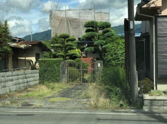 松山市府中の外観写真