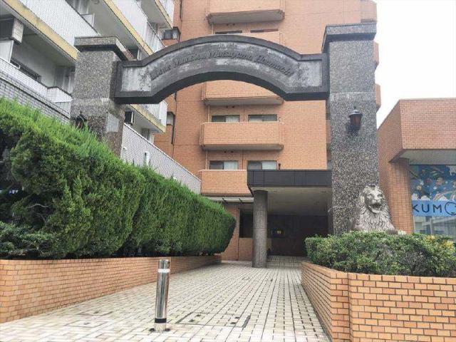 ライオンズマンション松山本町の外観写真