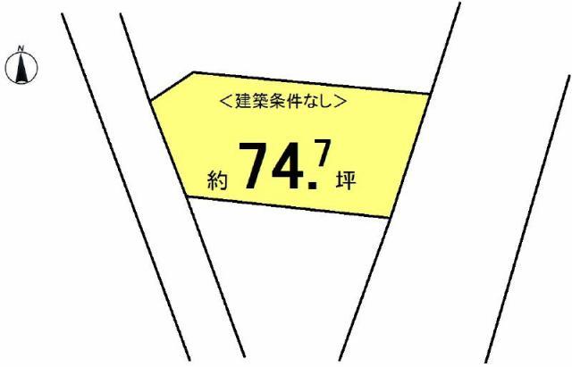 松山市和田の間取り
