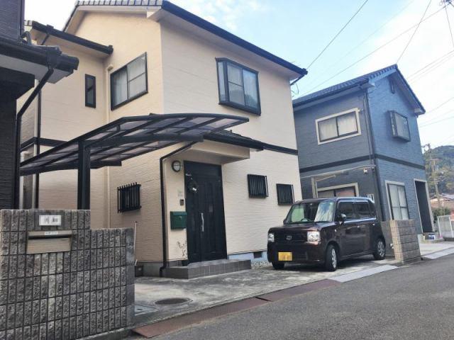 松山市高岡町の外観写真