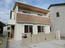 高知市朝倉丙(米田)南向き新築住宅 駐車3台可