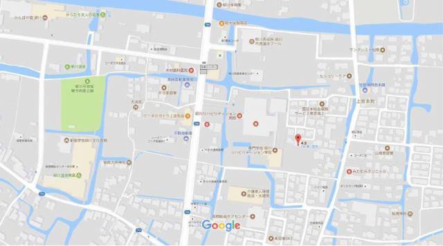 柳川市上宮永町101-43の外観写真