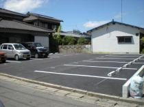 川口・江曲駐車場の外観写真