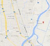 竹山コーポ(戸建)の地図