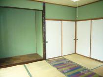髙田賢治借家の内観写真
