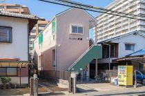 サンスカイ貝塚駅前の外観写真