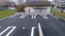 筥松2丁目駐車場の外観写真