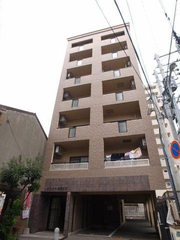 プリメール箱崎Ⅱの外観写真